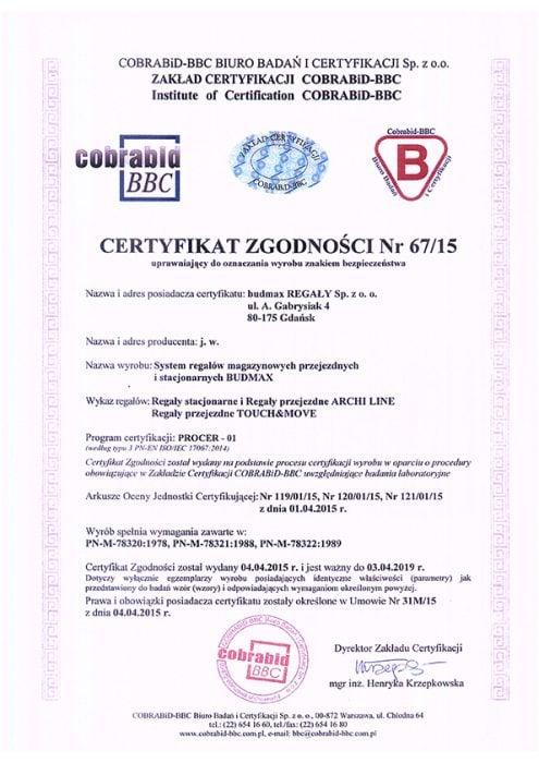 regaly-budmax_certyfikat-zgodnosci